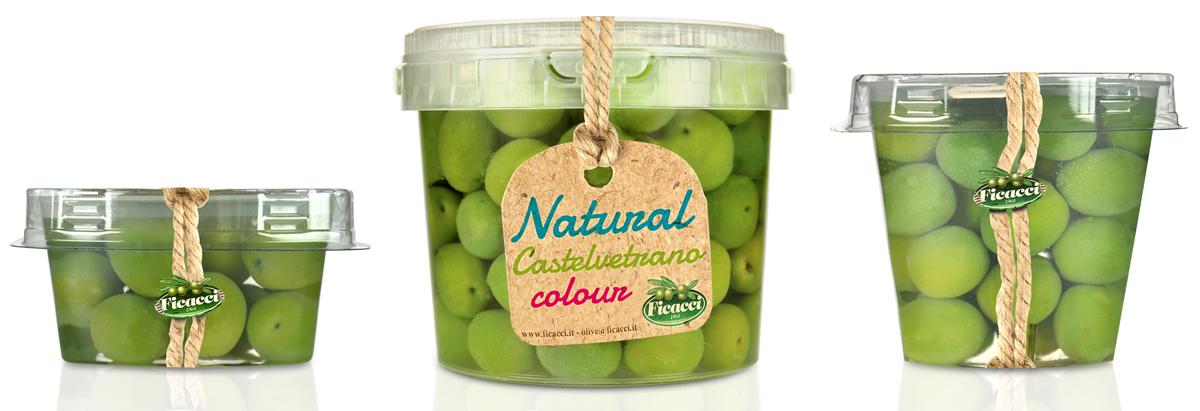 Il colore naturale delle olive castelvetranonatural - Cucinare olive appena raccolte ...
