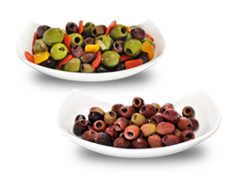 Best selling Ficacci olives al around the world