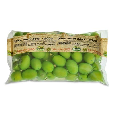 whole green sweetolives, in brine 17,6oz - whole green sweetolives, in brine 17,6oz