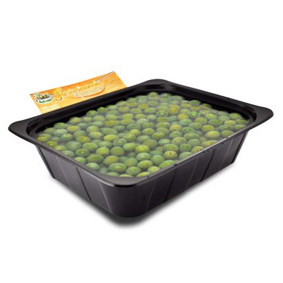 green Sicilian sweet olives - green Sicilian sweet olives