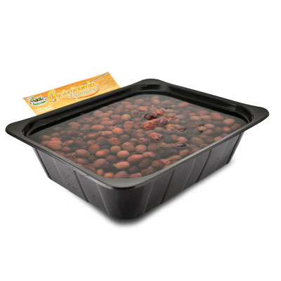 whole black natural LECCINO olives - 2kg - whole black natural LECCINO olives - 2kg