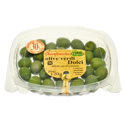 sweet CASTELVETRANO olives- 100g - sweet CASTELVETRANO olives- 100g