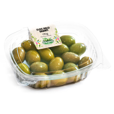 Sweet Castelvetrano Olives 170g