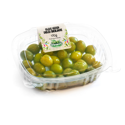 sweet CASTELVETRANO olives- 170g - sweet CASTELVETRANO olives- 170g