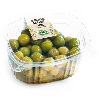 sweet CASTELVETRANO olives- 400g - sweet CASTELVETRANO olives- 400g