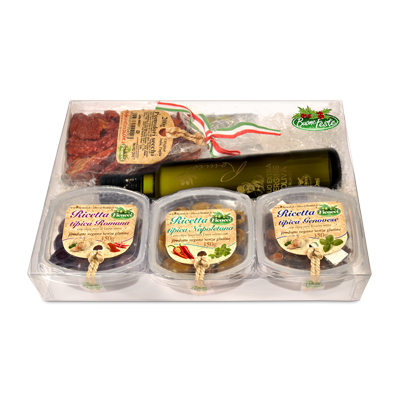 Gift pack Italian Traditions - Gift pack Italian Traditions