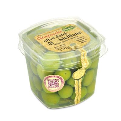 Olive dolci Siciliane 250g