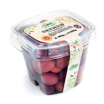 olive nere di GAETA - 225g