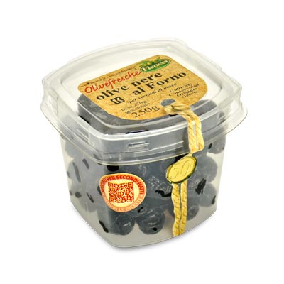 Oven dried olives 250g