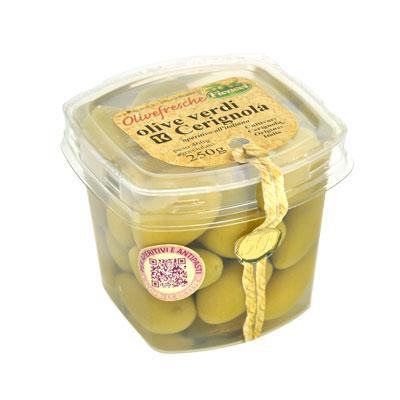 olive Cerignola giganti 250g
