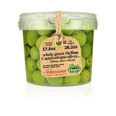 Sweet Sicilian Olives 500g