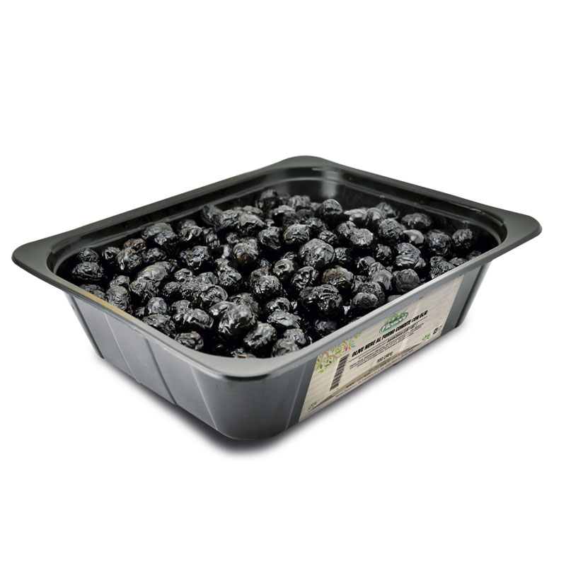 black oven dried olives 2,5kg