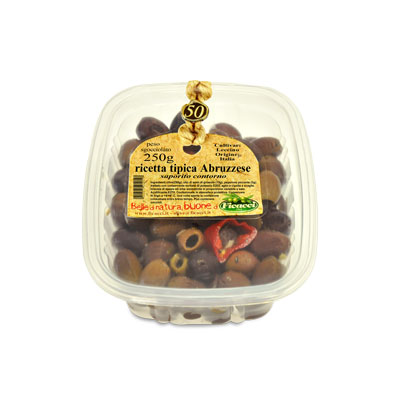 Olive all' Abruzzese 250g