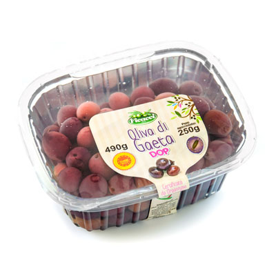 olive nere di GAETA - 250kg
