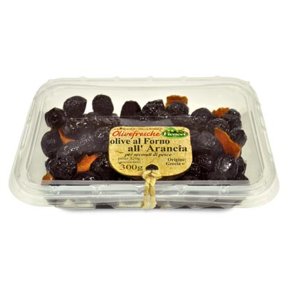 Oven dried olives 300g