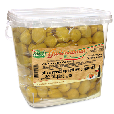 whole green giant olives, in brine 8,8lb - whole green giant olives, in brine 8,8lb