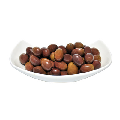 Black natural Leccino olives - Black natural Leccino olives