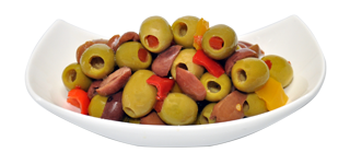 mix-denocciolfarcitekalamatafette_mix-pitted-stuffed-huge-halkidiki-and-half-slicedkalamata-olives-with-red-and-yellow-peppers-